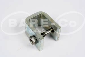 Picture of Scarifier Clip with Bolt and Nut (6mm) - B2637