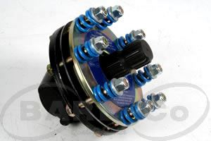 "Picture of Blue Torque HD Safety Clutch 8"" (150HP)  1 3/4""x20SPL - B7245"