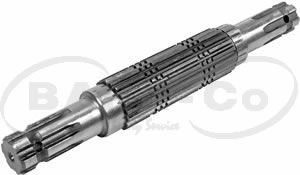 Picture of Through Shaft for Gearbox 80HP (1:1) - B2950