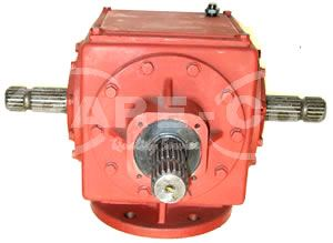 "Picture of 150HP ""T"" Gearbox (1:1) - B8669"