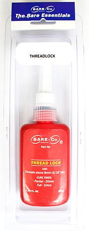 Picture of Bare Essentials Thread Lock (50ml) Up to 6mm - RB22M