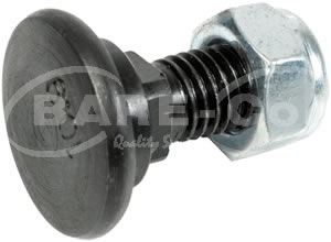 Picture of Blade Bolt with Nut 20.2mmx12mm - B7057