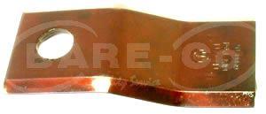 Picture of Step Down Mower Blade 108mmx50mmx4mm (13mm) - B5375