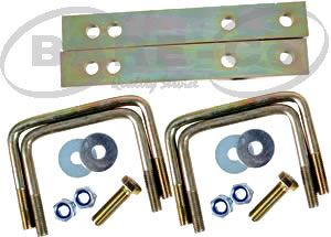 Picture of ROP Seat Belt Mounting Kit - B9152