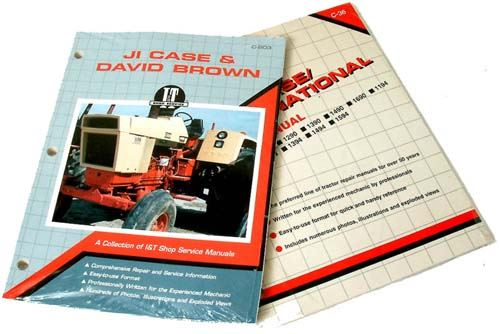 Picture of Workshop Manual David Brown 770-4600 - ITC203