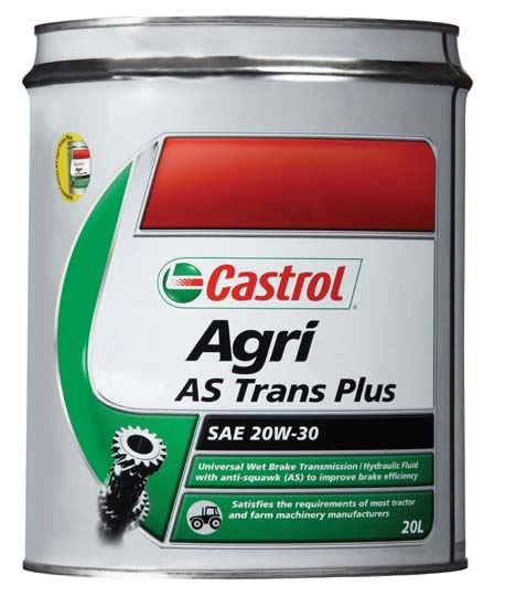Picture of Castrol AGRI AS TRANS PLUS 20W-30 (20 ltr) - 3362250