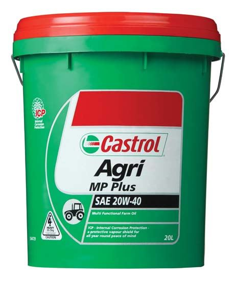 Picture of Castrol AGRI MP PLUS 20W-40 (20 ltr) - 3385521