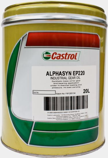 Picture of Castrol ALPHASYN EP 220 (20 ltr) - 4102794