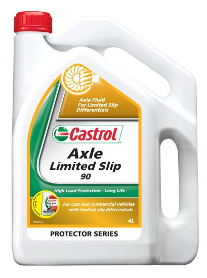 Picture of Castrol AXLE LIMITED SLIP 90 (4 ltr) - 3376743