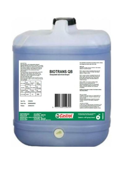 Picture of Castrol BIOTRANS QB (20 ltr) - 3369084