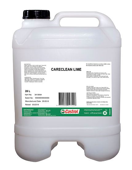Picture of Castrol CARECLEAN LIME (20 ltr) - 3410664