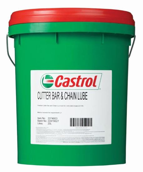 Picture of Castrol CUTTER BAR & CHAIN LUBE (20 ltr) - 3374803