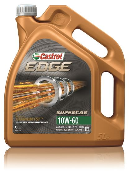 Picture of Castrol EDGE 10W-60 (5 ltr) - 3412396