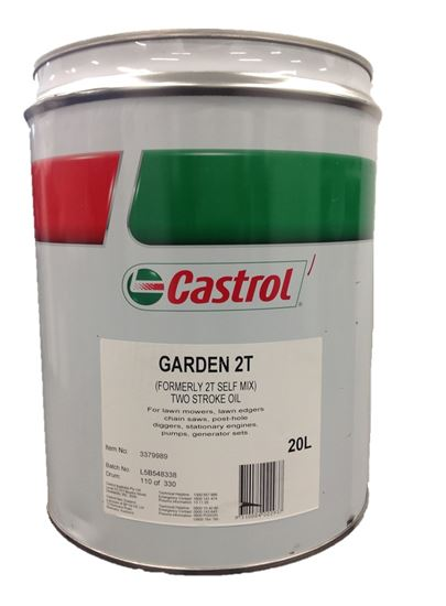 Picture of Castrol GARDEN 2T (20 ltr) - 3379989