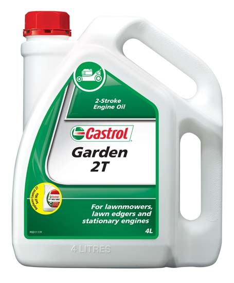 Picture of Castrol GARDEN 2T (4 ltr) - 3379987