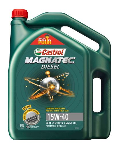Picture of Castrol MAGNATEC DIESEL 15W-40 (20 ltr) - 3422638