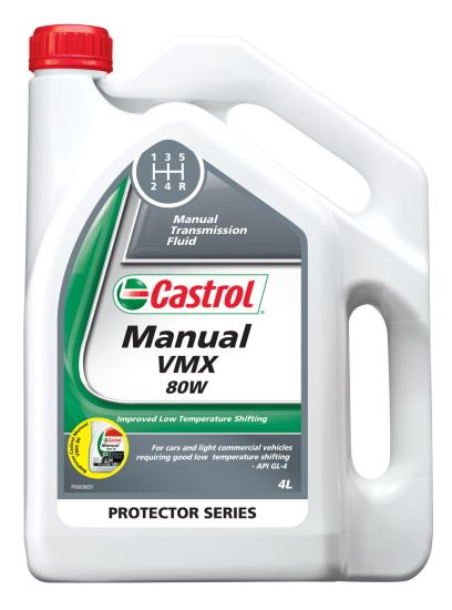 Picture of Castrol MANUAL VMX 80W (4 ltr) - 3377724