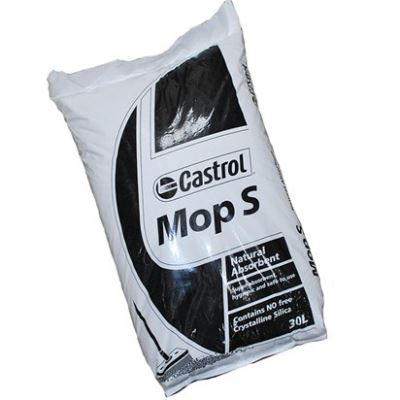 Picture of Castrol MOP S NATURAL ABSORBENT (30 ltr) - 3343275