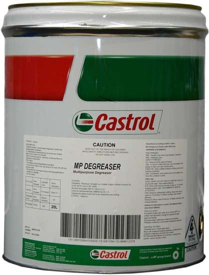 Picture of Castrol MULTI-PURPOSE DEGREASER (20 ltr) - 4105342