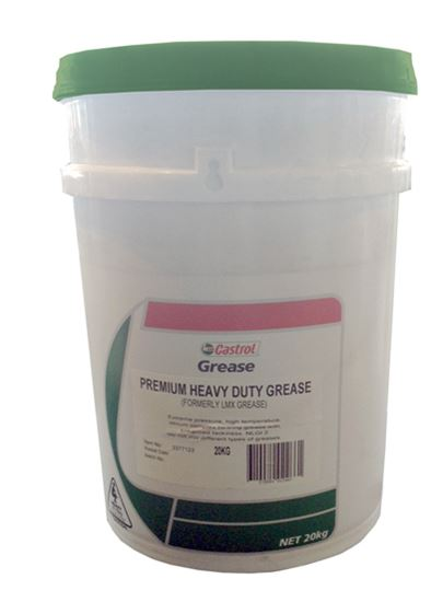 Picture of Castrol PREMIUM HEAVY DUTY GREASE (20 kg) - 3377123