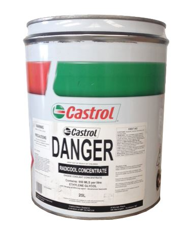 Picture of Castrol RADICOOL (20 ltr) - 3381058