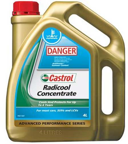 Picture of Castrol RADICOOL (4 ltr) - 3381061