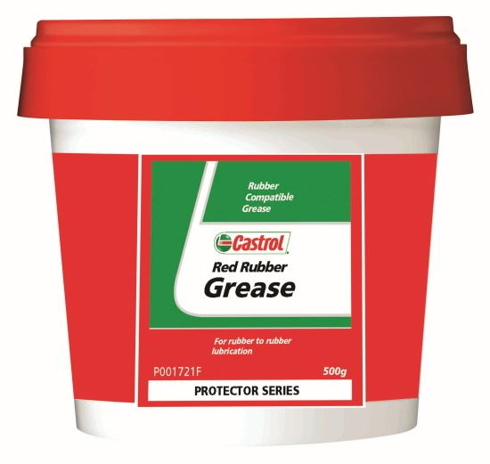 Picture of Castrol RED RUBBER GREASE (500 g) - 3354820
