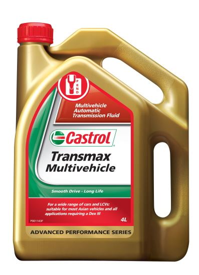 Picture of Castrol TRANSMAX MULTIVEHICLE (4 ltr) - 3371183