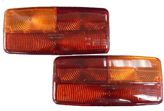 Picture of LH Tail Light Lens - DF-2.8059.080.1