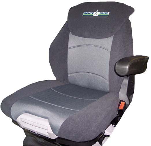Picture of Deutz-Fahr Seat Cover - DF-S.0965.0012