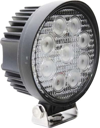 Picture of 27W LED Worklamp (Round) - MI-TXL9527