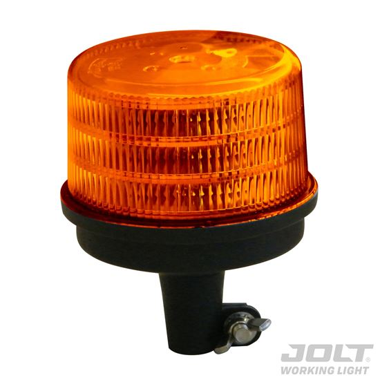 Picture of LED Amber Flash Beacon - MI-TXLB050AP
