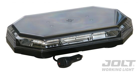 Picture of 388mm LED Magnetic Flashing Lightbar - MI-TXLS300AM