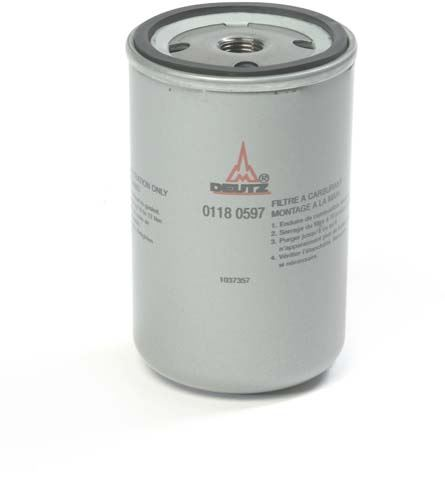 Picture of Fuel Filter Element - DF-01180597