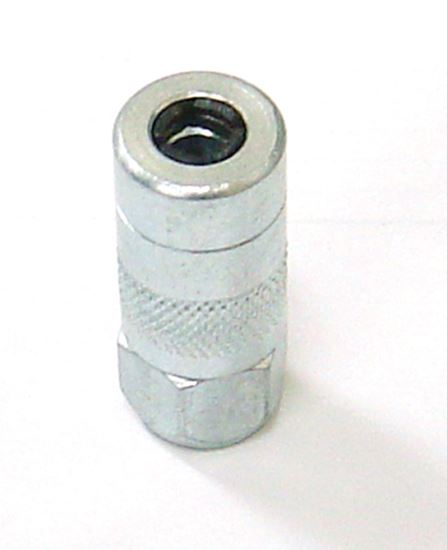 Picture of Grease Gun Coupler - 4 Jaw - MI-PFHC144BP
