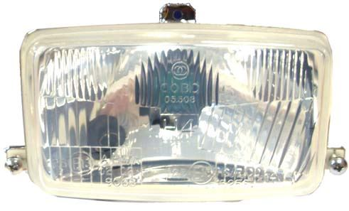 Picture of Front Headlight Lens & Cover - ME-050568