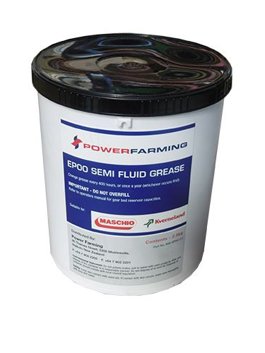Picture of EP00 Semi Fluid Grease (2.5kg) - MG-EP00-2.5