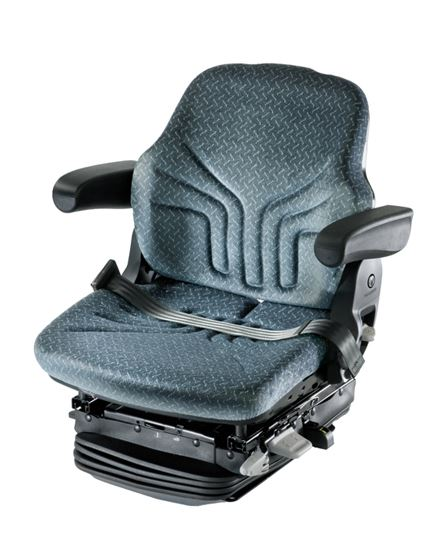 Picture of Grammer Air Suspension Seat - DF-0.900.0842.8/20