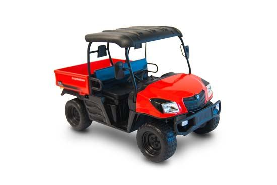 Picture of Kioti UTV (Mechron 2200)