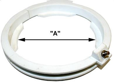Picture of 128mm Bearing for ASW7100BY Guard - AS7128