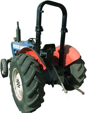 Picture of Folding ROPS Frame - F10