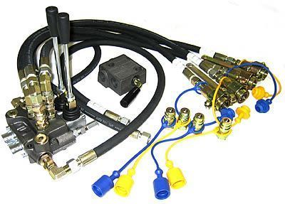 Picture of Remote Hydraulic Kit Double Spool - B3383