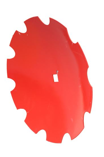 "Picture of 26"" Scalloped Disc Blade - KV-RF26785"