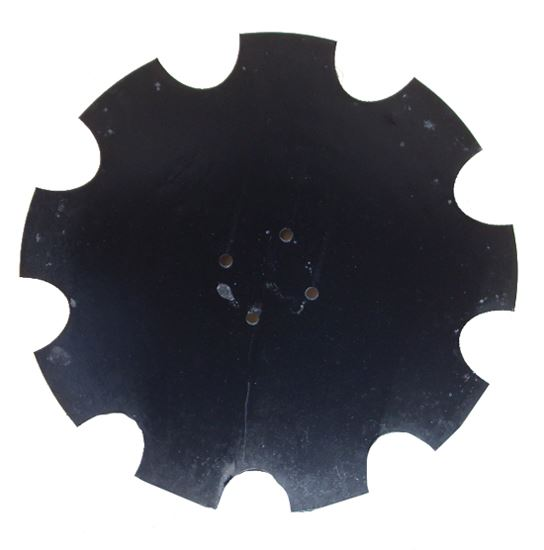 "Picture of 20"" (510mm) Scalloped Disc Blade - MG-65400214"