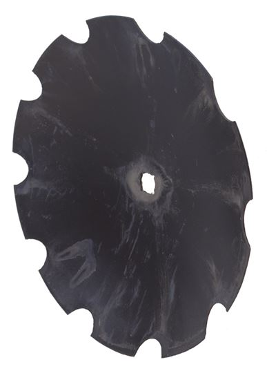"Picture of 28"" Scalloped Disc Blade - MI-P00282-L"