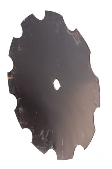 "Picture of 24"" Disc Blade Scalloped - MI-P08370-L"