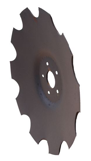 "Picture of 24"" Scalloped Disc Blade - MI-P14446-L"