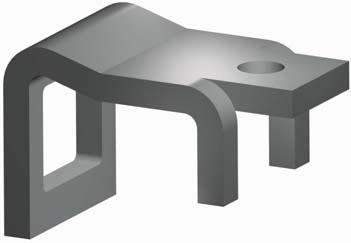 Picture of Clamp 32x10mm - 50x50mm Frame + Helper Spring - MI-PF303017