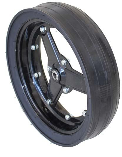 """Picture of Tri Spoke Gauge Wheel 115x400mm (4.5X16"""") - MI-SM1076"""