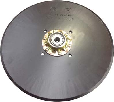 "Picture of 13.5"" Disc Blade Assembly (4mm) - SB-107-138S"